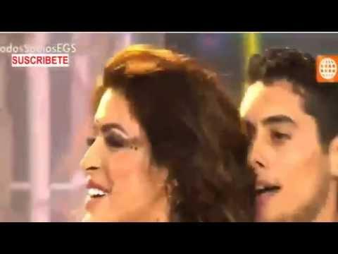 Milett Figueroa Mueve Las Caderas Como SHAKIRA | El Gran Show 28-05-16