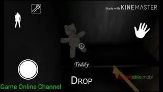 THỬ THÁCH CHOI GAME KINH DI:GRANNY TẬP 3