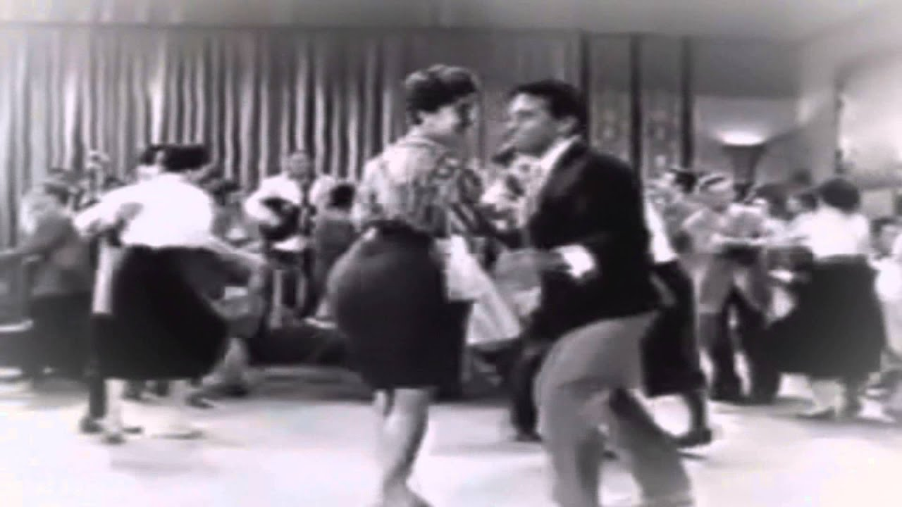 Top Best Rock And Roll Classic 50s Video And Dance Moves Youtube