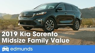 2019 Kia Sorento Review | How Useful Is the Third Row? | Edmunds