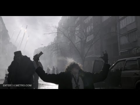 Metro: Last Light - Enter the Metro - Live Action Short Film (Official U.S. Version)