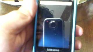 Samsung Moment with Android 2.1 update
