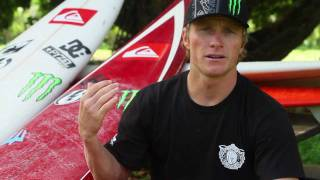 Week 11 - Weekly Waimea Reports with Mark Healey - Big Wave Boards