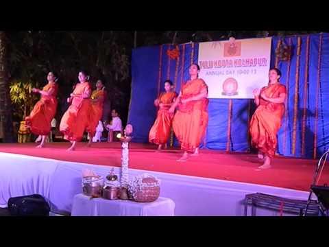 Tulukoota Kohapur Tulu Folk Dance Denna Denna na