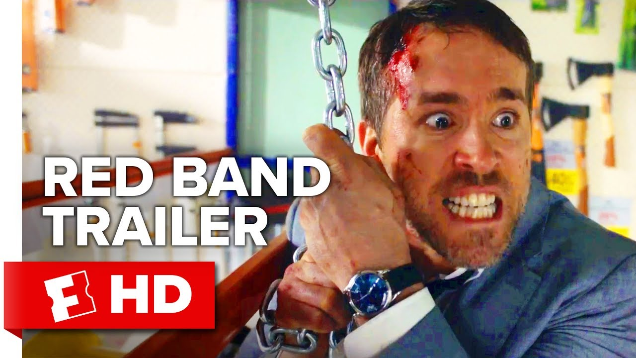 The Hitman's Bodyguard Red Band Trailer #2 (2017) | Movieclips Trailers