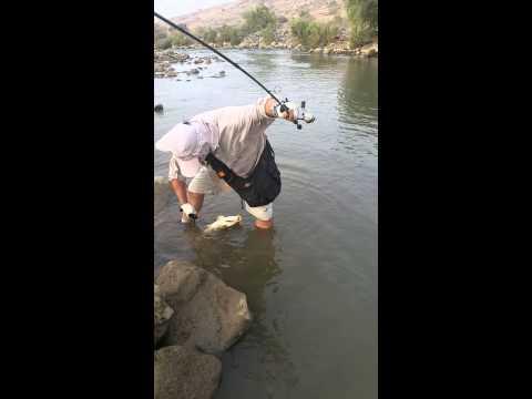 иордан рыбалка