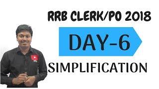 IBPS RRB PO/CLERK 2018 Preparation#6