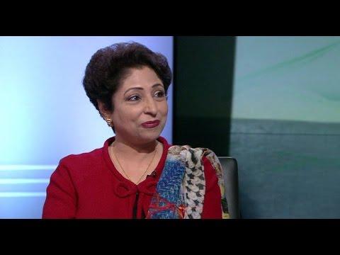 Ary News Headlines 17 October 2015  - Maleeha Loodhi Take Kashmir Matter to UN Again