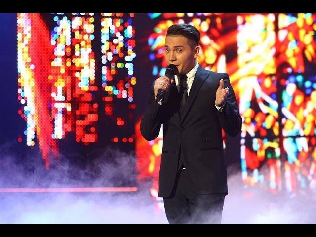 """Florin Răduță - """"O ce veste minunată!"""" (X Factor - Sezonul 5)"""