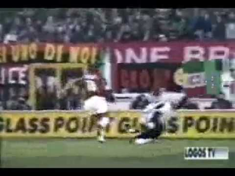 Roberto Baggio the God - a Career in Goals Video