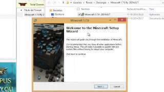 como descargar minecraft 1 7 9 para PC