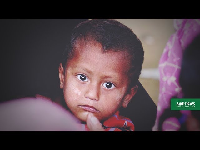 Traumatised Rohingya children fear return to Myanmar