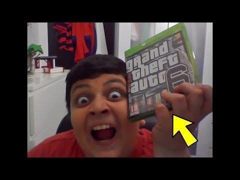 этот школьник думает, что у него есть GTA 6..