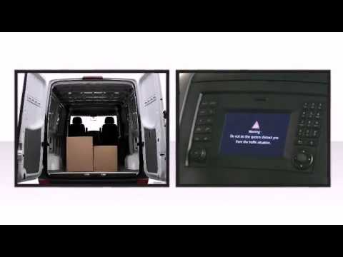 2014 Mercedes Benz Sprinter Video