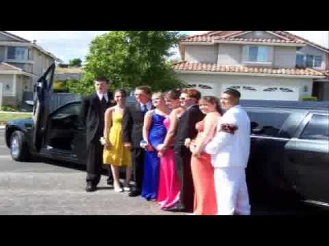 Memorial Private High School Prom SUV Limos and Limousines