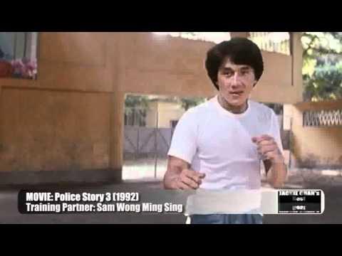 Jackie Chan's Best - Episode V - Training