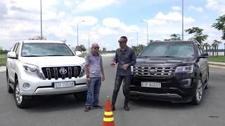 Xedoisong.vn đưa 2 chiếc SUV 7 chỗ Ford Explorer (2