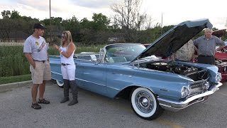 1960 Buick Invicta Convertible - Mirror in Dash - Homer Glen (4K)