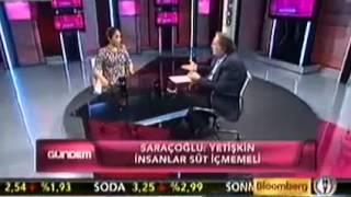 Prof  Dr  İbrahim Saraçoğlu Süt Ezberini Bozdu