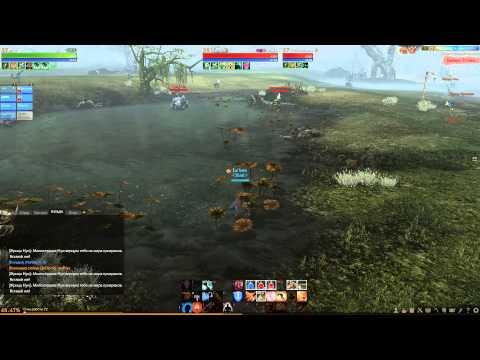ArcheAge pvp RU збт Rise vs Chaos 23.12.13