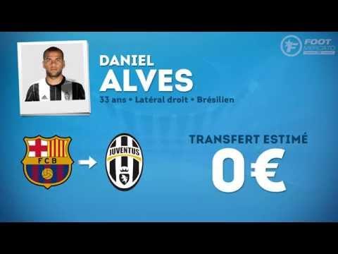 Officiel : Dani Alves signe à la Juventus !