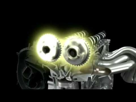Toyota Camry — Двигатель