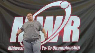 Kameron Huff - 1A Final - 14th Place - MWR 2017 - Presented by Yoyo Contest Central