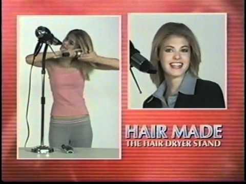 Hair Made Dryer Stand Hair Made Dryer Stand 2003