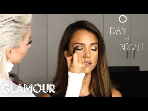 How to Take Your Makeup From Day-to-Night With Jessica Alba and Joyce Bonelli