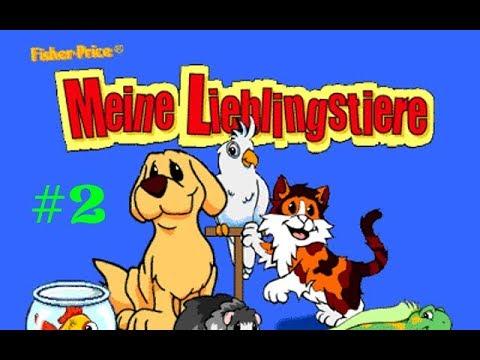 Let's Play Meine Lieblingstiere #02 - Unsere Tiere haben Hunger