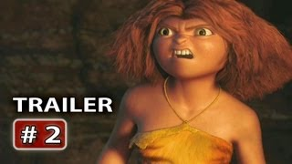 The Croods Trailer # 2