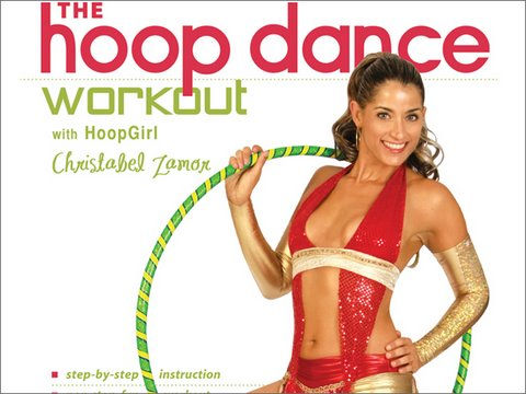 THE HOOP DANCE WORKOUT :: Christabel Zamor! :: WorldDanceNewYork.com :: DVDs Shipped Worldwide!