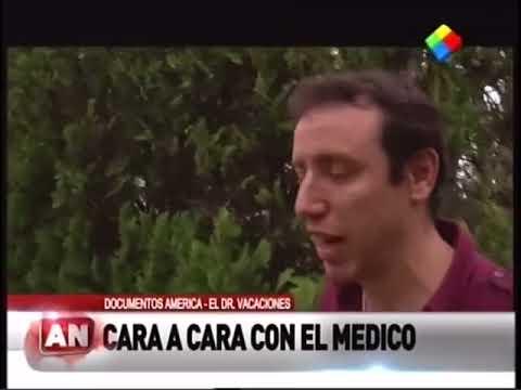 DOCUMENTOS AMERICA   EL DR VACACIONES