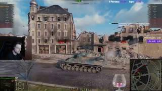 World of Tanks - 1.0 Somua SM Gameplay