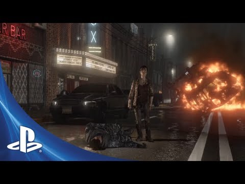BEYOND: Two Souls ™ E3 Trailer