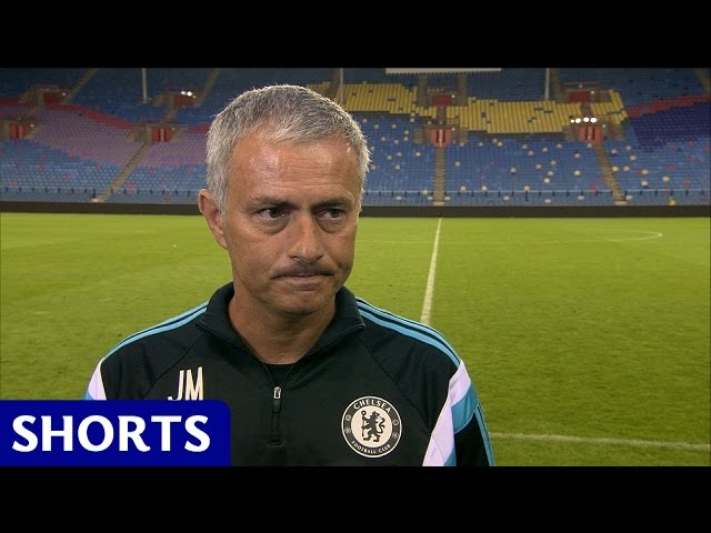 Mourinho: Let's keep working