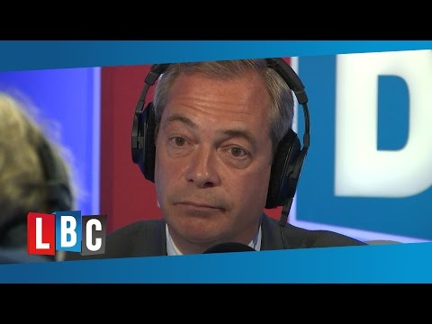Nigel Farage: Friday 3rd June