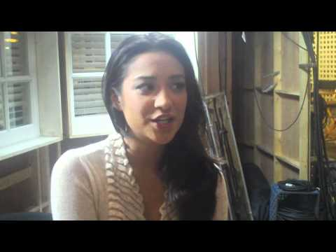 SHAY MITCHELL Dishes on PRETTY LITTLE LIARS' Second Season!