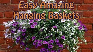 Easiest Way To Start Make A Hanging Basket For Amazing Display