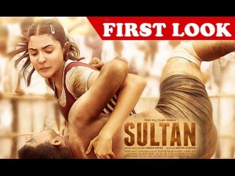 Anushka Sharma's First Look in 'Sultan' Poster | Salman Khan | Trailer | Teaser | Shooting