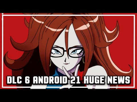 DLC Pack 6 ANDROID 21 HUGE NEWS I Dragon Ball Xenoverse 2 DLC 6 ANDROID 21 OUTFIT AND WIG