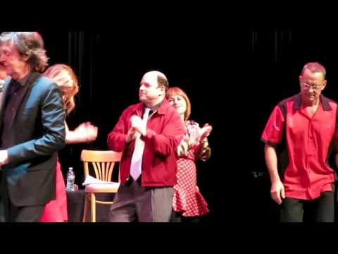Simply Shakespeare with Paul McCartney, Tom Hanks and all star cast Finale 9/25/2013