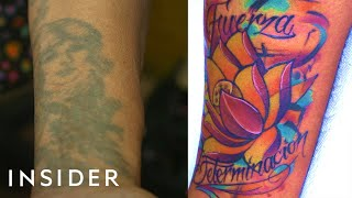 Why It's Hard For People Of Color To Get Great Tattoos