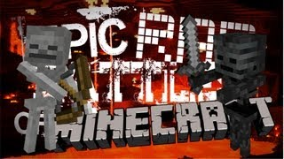 Epic Rap Battles of Minecraft - Wither Skeleton Vs Skeleton - Epic Rap Battles of Minecraft Season 2