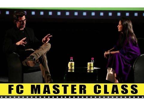 FC Master Class| Q& A| Hrithik Roshan| Anupama Chopra
