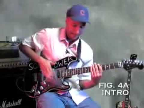 Tom Morello   Guitar Lessons    04   Helicopter Sound  Cochise
