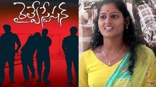 Sravana Sandhya Talks About Her Sex-Worker Role In The Movie