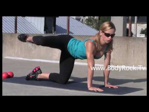Workout Beginners Bodyrock Bodyrock tv Absolute Beginner