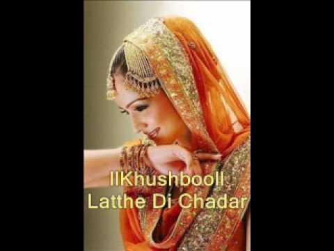 Latthe Di Chadar video