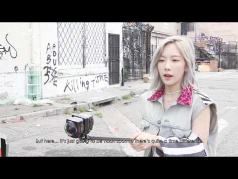 "TAEYEON ""Starlight"" Feat. DEAN (M/V Behind The Scene)"